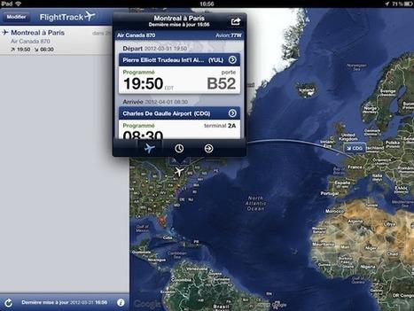 iPad : 14 applications pour les voyageurs d'affaires | Outils et  innovations pour mieux trouver, gérer et diffuser l'information | Scoop.it