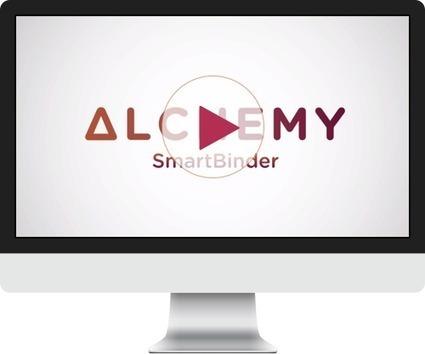SmartBinder   Alchemy Smartbinder   Living & Learning   Scoop.it