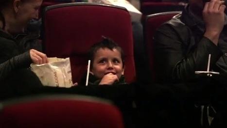 SickKids brings cinema audience to their feet » strategy   Sick Kids   Scoop.it