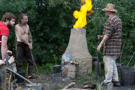 Iron oven - Hans Splinter   Archaeology News   Scoop.it