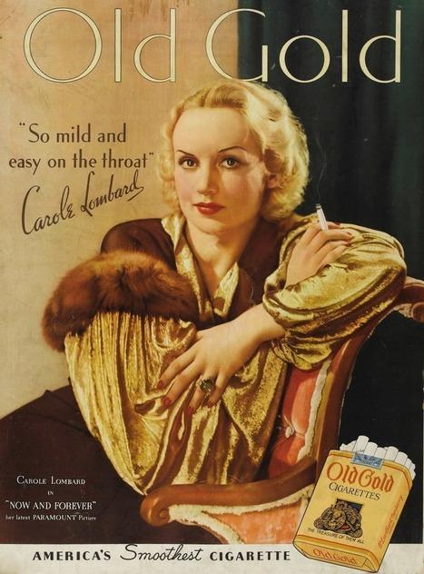 Old Gold cigarettes ads - Vintage Cigarettes Posters | I love cigarettes | Scoop.it