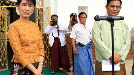 A Burmese spring? | Geography 400 Blog | Scoop.it