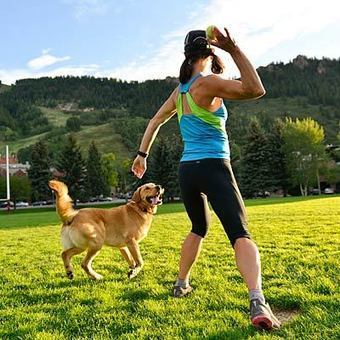 15 Best Dog Breeds for Active People | Timesavers | Scoop.it