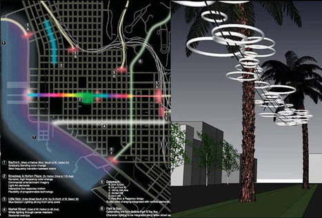 City Lights: Urban Design, Lighting & Safer, More Accessible Public Spaces | green streets | Scoop.it