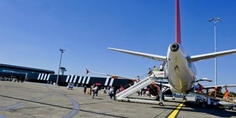 Aéroport de Bordeaux : croissance de 6,9 % en mai   Salon Innobat - Achat Public   Scoop.it