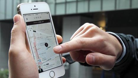 'Waarde taxi-app Uber schiet omhoog naar 17 miljard dollar' - NUtech | Sociale Media in Nederland & België | Nederlands (Tomas Jansma) | Scoop.it