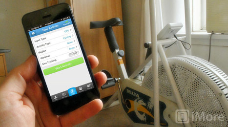 RunKeeper tracks all your running, walking, and cycling | iMore.com | iPads in Education | Scoop.it
