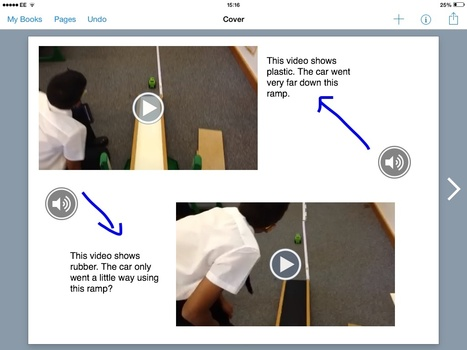 Using Book Creator as an Assessment Tool | Digital school test | Scoop.it