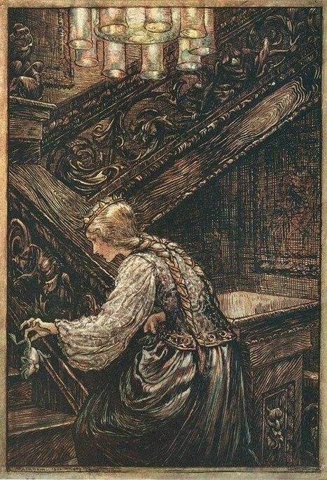 The Disturbing Origins of 10 Famous Fairy Tales | Deviant Musings | Scoop.it