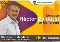 Héctor Baldassi en Río Tercero   Hector Baldassi Candidato a Diputado Nacional   Scoop.it