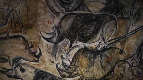 Comment les hommes préhistoriques peignaient-ils ? | Aux origines | Scoop.it