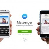 Facebook to force users into Messenger by removing chat from main app | Google + Applications | Scoop.it