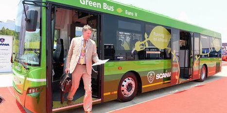 En Suède, le transport urbain se passe du diesel | ECONOMIES LOCALES VIVANTES | Scoop.it