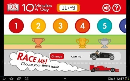 10 Minutes a Day Times Tables a toolbox | Tauletes a l'aula | Scoop.it