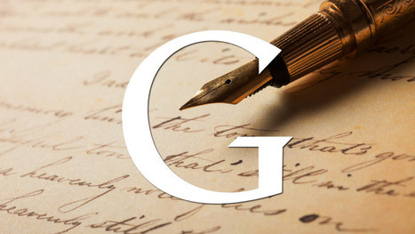 Google: Leave Your Authorship Markup On Your Page | Social Media and Digital Publishing | Scoop.it