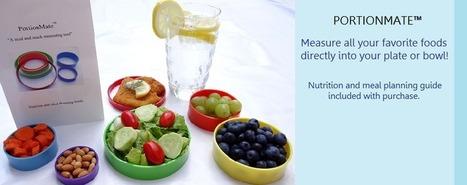 PortionMate™ a meal and snack measuring tool | Gestational Diabetes Diet Meal Plan | Scoop.it