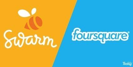Un buen ejemplo de gamificación (Foursquare y Swarm) | Cambio Educativo | Scoop.it