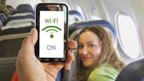 Free Wifi on Qantas flights | Psytrips | Travel | Scoop.it