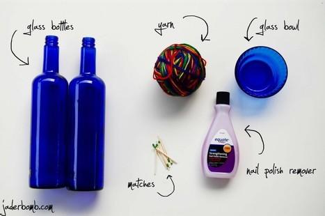 Comment couper une bouteille sans peine ! | Just Do It Yourself | Scoop.it