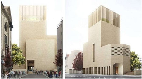 Will Berlin Become Home of the First CHURCH-MOSQUE-SYNAGOGUE? | The Architecture of the City | Scoop.it