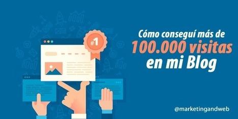 Cómo aumentar el tráfico web más de 100.000 visitas al mes | FujiX | Scoop.it