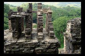 Ecoturismo México: Bonampak - zona arqueológica | La antigua civilización Maya | Scoop.it
