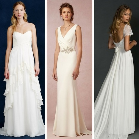 Online Shopping Store: 20 Breathtaking and Budget Friendly Wedding Dresses (ALL Under $1000!) | Online Shopping | Scoop.it