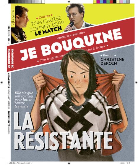 Je Bouquine n° 364 - Juin 2014 | Nouveautés du CDI | Scoop.it