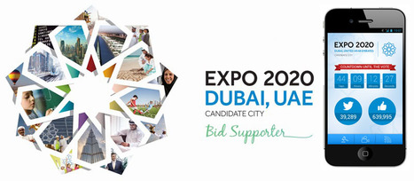 Dubai Expo 2020  |  Mobile App | Dubai Expo 2020 | Scoop.it