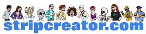 stripcreator : make your own comic strips   Teach and tech   Scoop.it