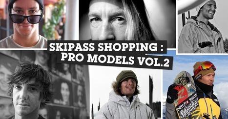 Shopping Pro Models Vol.2 - Skipass.com | Ski | Scoop.it