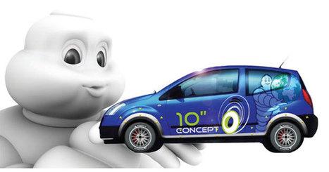 Michelin présentera à Berlin les pneus du futur   Actu auto   Scoop.it