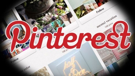 5 Interesting Pinterest Marketing Campaigns | Organising for IMC | Scoop.it
