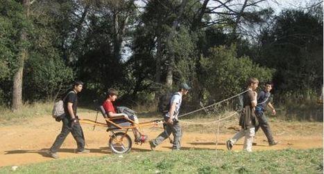 La joëlette: una original adaptación para el senderismo inclusivo | LA JOËLETTE EN ESPAÑA - Revista de prensa | Scoop.it