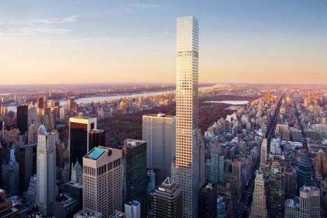 Superscraper 432 Park Avenue is Officially On the Market | The Architecture of the City | Scoop.it