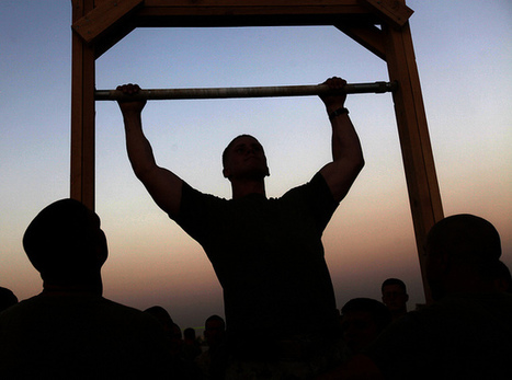 The Right Way to do Pullups and Chinups | United States Marine Corps Physical Fitness Training: Pull Ups | Scoop.it