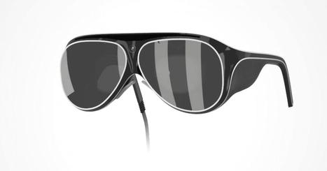 Get ready for 'augmented' reality glasses | Wearable technology | Scoop.it