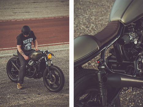 Honda CX500 – Nozem Amsterdam | Cafe Racers | Scoop.it