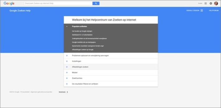 Edu-Curator: Handig! Google Zoeken Help: 'Helpcentrum van Zoeken op internet' | Educatief Internet - Gespot op 't Web | Scoop.it