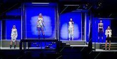Rihanna présente sa première collection de mode à Londres - culturebox | Fashion & Web | Scoop.it