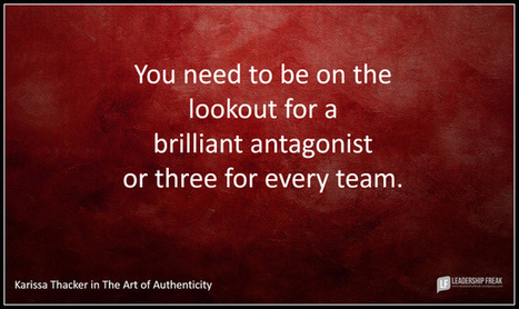Authenticity is at Least Four Things | Leadership Values | Scoop.it