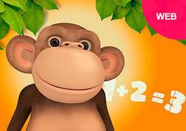 Innostusta matikkaan - ala-asteikäisille verkossa ja mobiilina   10monkeys.com   Sosiaalinen media ja oppiminen   Scoop.it