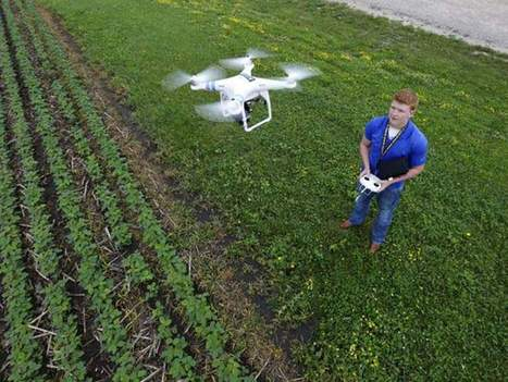 FAA says real estate agents' use of drones is illegal | Real Estate Agent Training | Scoop.it