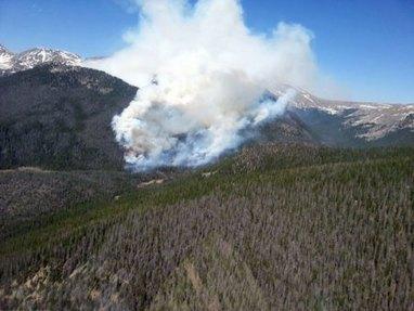 Rocky Mountain National Park warns of late season fire danger | GarryRogers NatCon News | Scoop.it