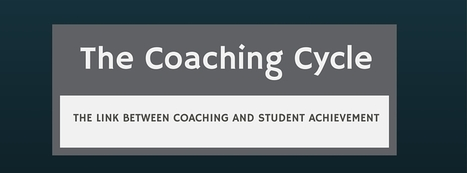 The Coaching Cycle: The Link Between Coaching and Student Achievement | Cool School Ideas | Scoop.it