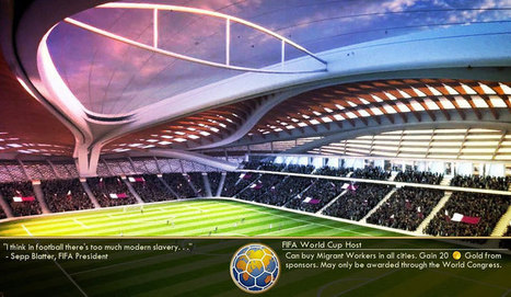 Civilization V Mod Kicks Corrupt FIFA In The Nuts | relevant entertainment | Scoop.it