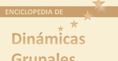 Libros y materiales educativos: Dinámicas grupales Tomo IV | Educacion, ecologia y TIC | Scoop.it