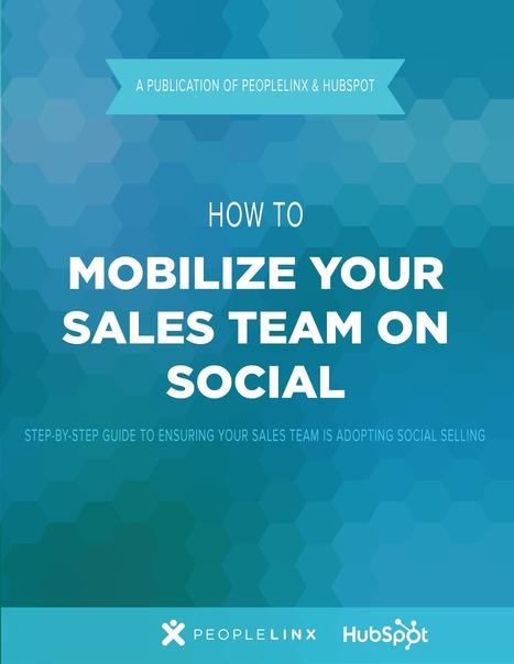 PeopleLinx - Social Selling solutions - Social Sales Training | Videos, Webinars, White Papers | Media Sociaux BtoB - Social Selling | Scoop.it