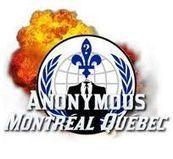 Anonymous Opération Québec - Nerfs d'Acier | Indigné(e)s de Dunkerque | Scoop.it