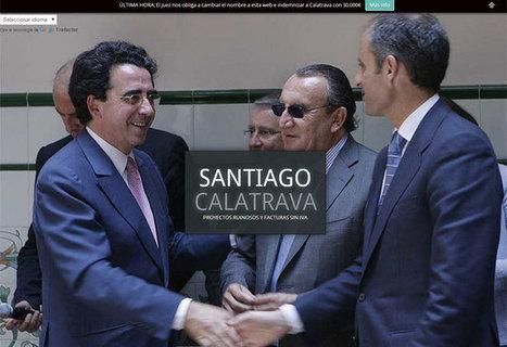 EU, condenada a pagar 30.000 euros a Calatrava ya cerrar la web ... - El Mundo | MSI | Scoop.it
